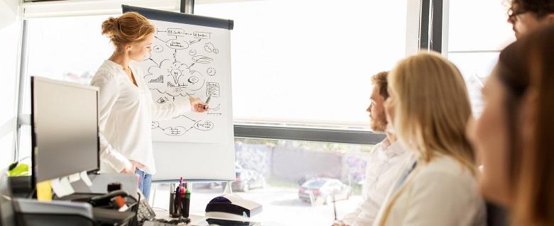 Visualisieren, Präsentieren & Moderieren